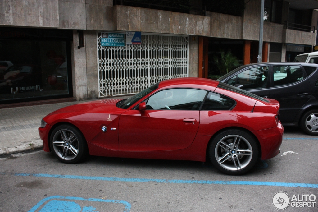 Bmw Z4 M Coup 233 23 July 2012 Autogespot