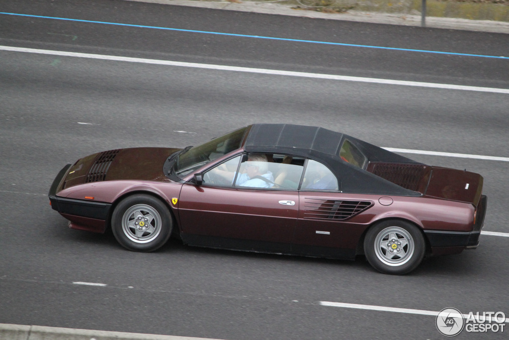 ferrari mondial 8 cabriolet 23 july 2012 autogespot. Black Bedroom Furniture Sets. Home Design Ideas