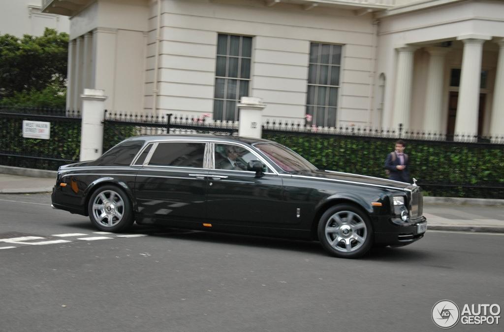 Rolls Royce Phantom Ewb 24 July 2012 Autogespot