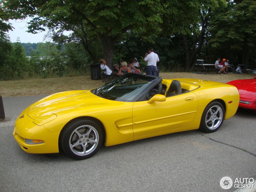 chevrolet corvette c5 convertible 25 july 2012 autogespot. Black Bedroom Furniture Sets. Home Design Ideas