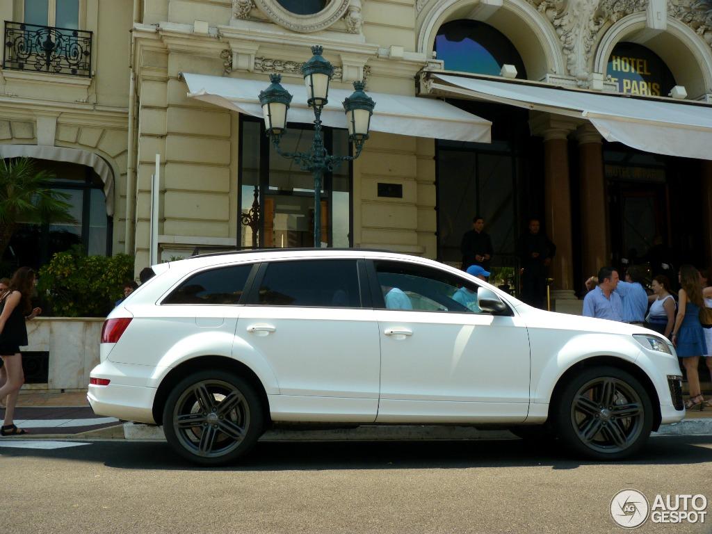Audi Q7 V12 Tdi 27 Juli 2012 Autogespot