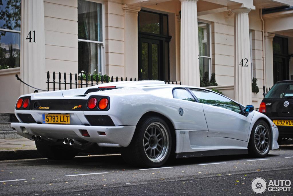 Lamborghini Diablo SV 2