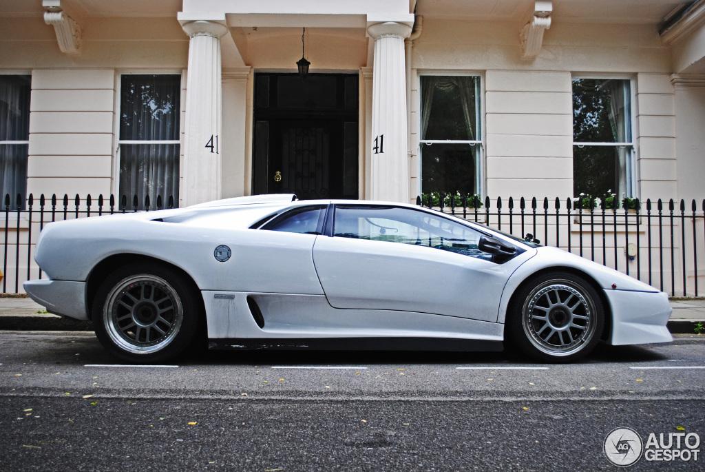 Lamborghini Diablo SV 3