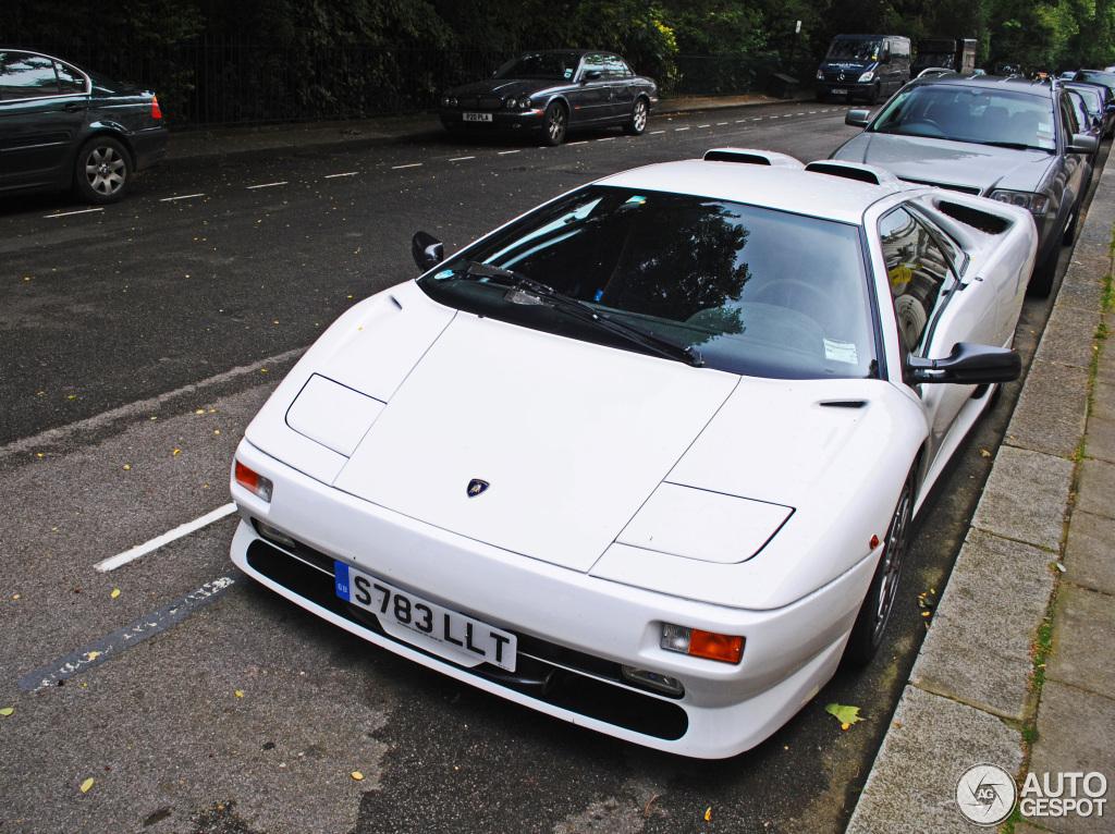 Lamborghini Diablo SV 4