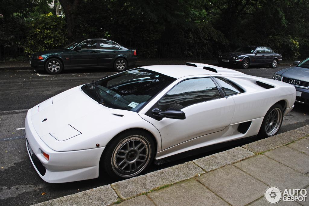 Lamborghini Diablo SV 6