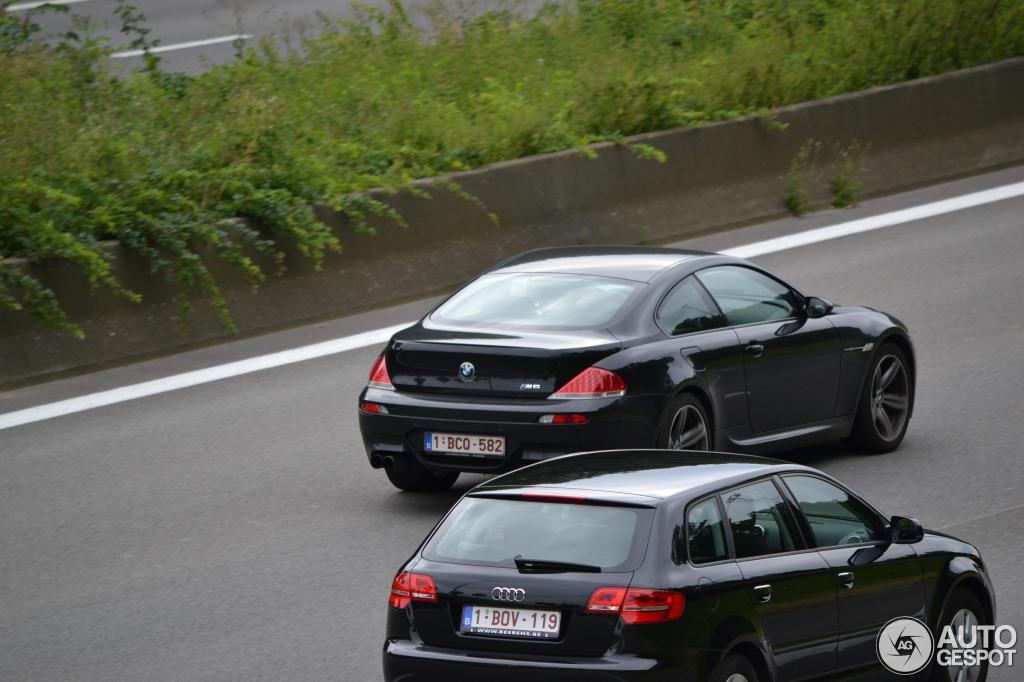 BMW M6 E63 10