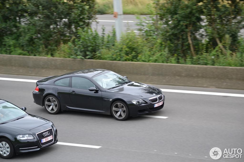 BMW M6 E63 4