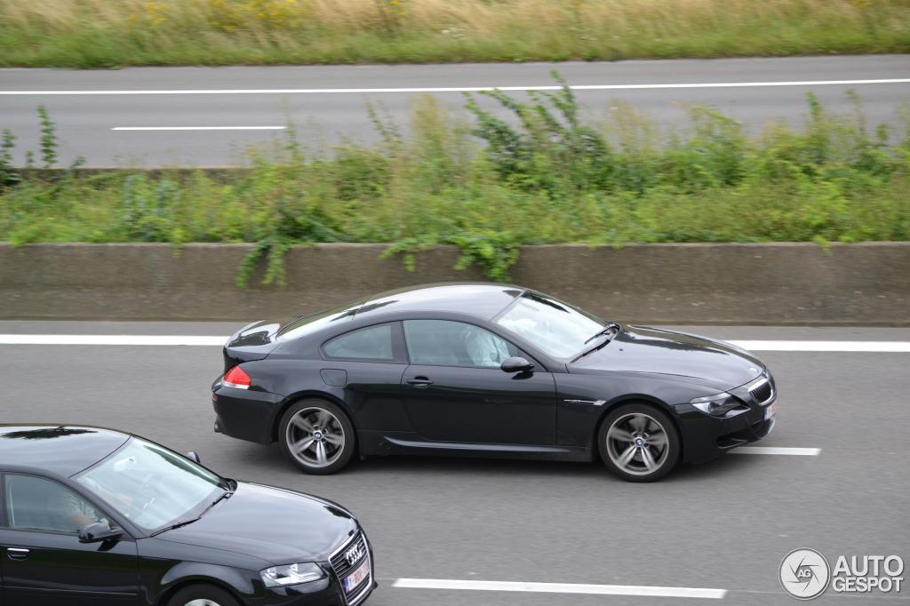 BMW M6 E63 5