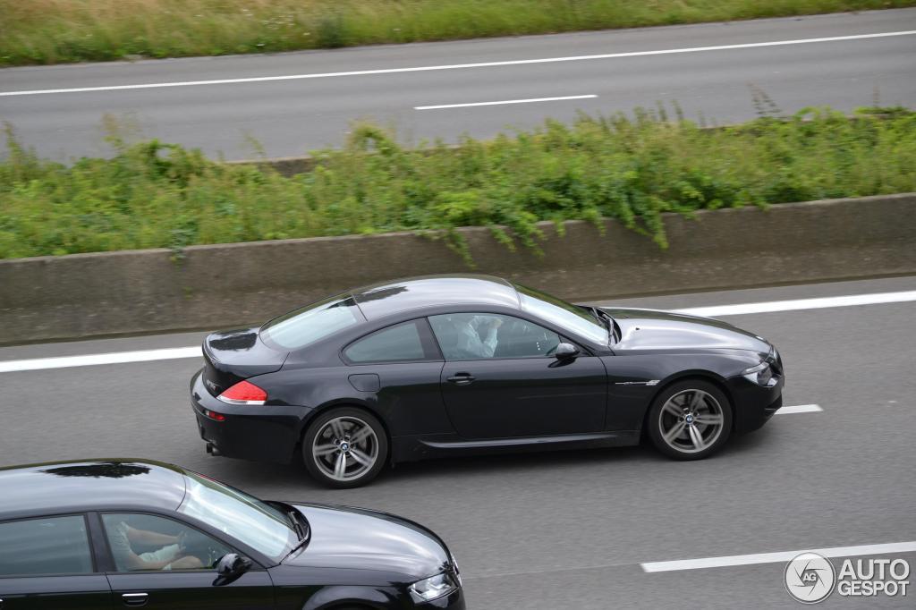 BMW M6 E63 6