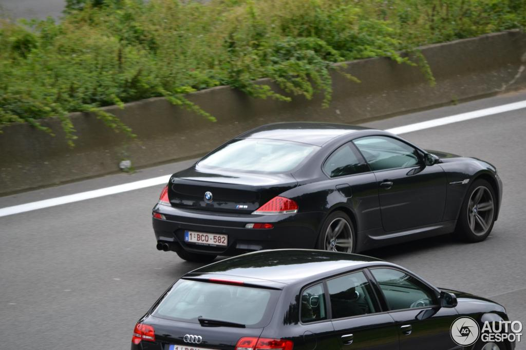 BMW M6 E63 9