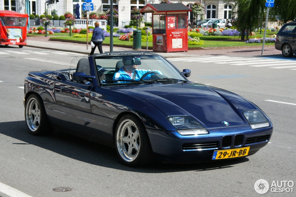 bmw z1 2 augustus 2012 autogespot. Black Bedroom Furniture Sets. Home Design Ideas
