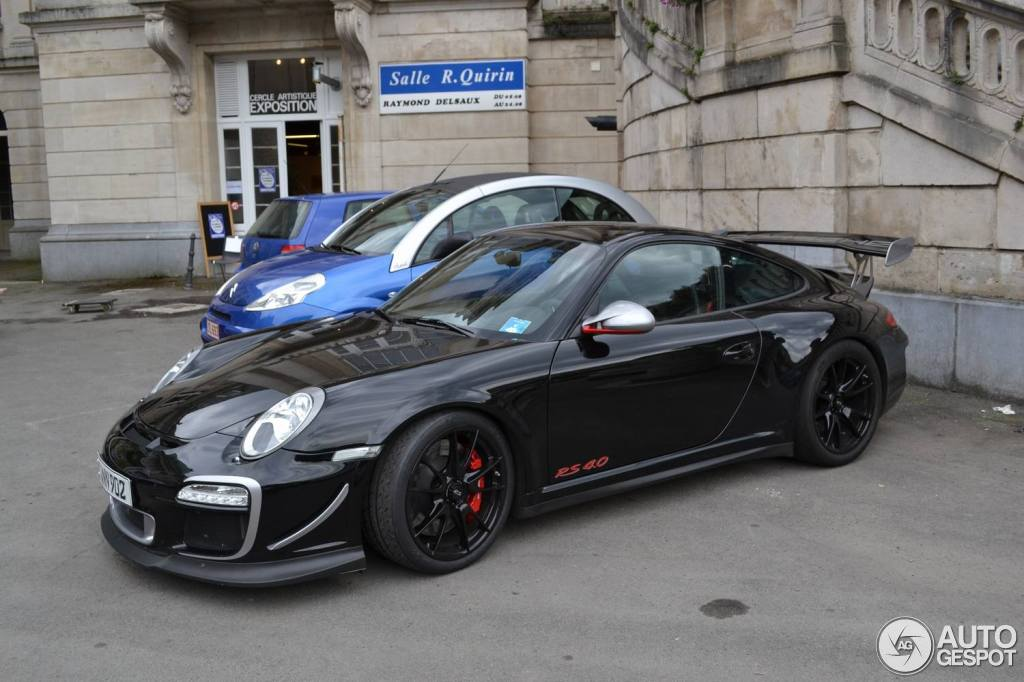 porsche 997 gt3 rs 4 0 5 ao t 2012 autogespot. Black Bedroom Furniture Sets. Home Design Ideas