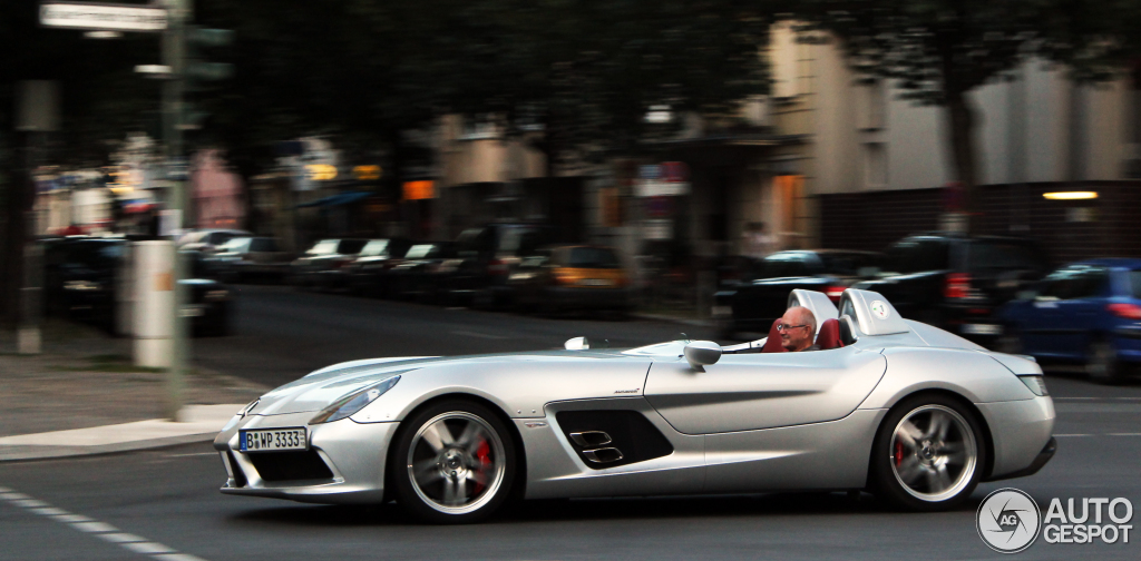 Mercedes  Slr Stirling Moss  Price