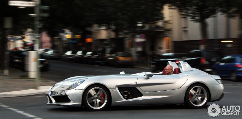 Mercedes Benz Slr Mclaren Stirling Moss 6 August 2012
