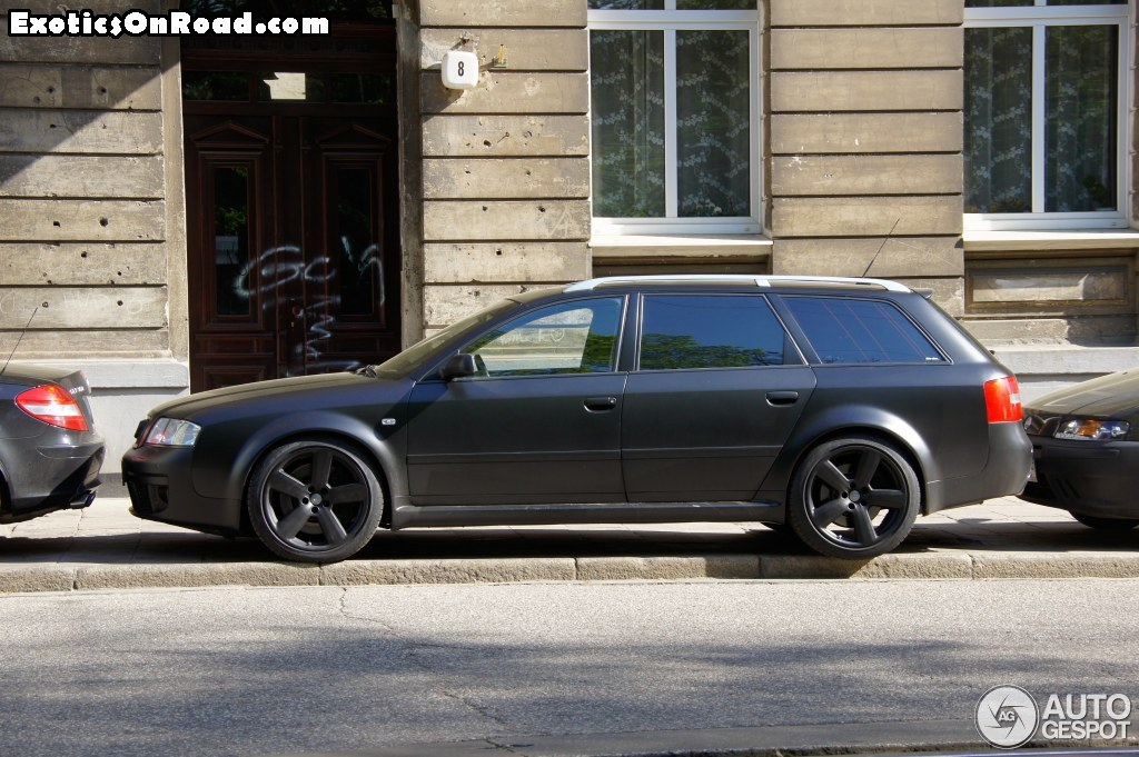 Audi Rs6 Avant C5 8 August 2012 Autogespot