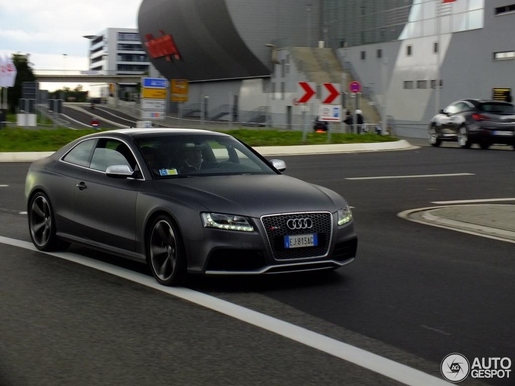 Audi Rs5 B8 8 August 2012 Autogespot