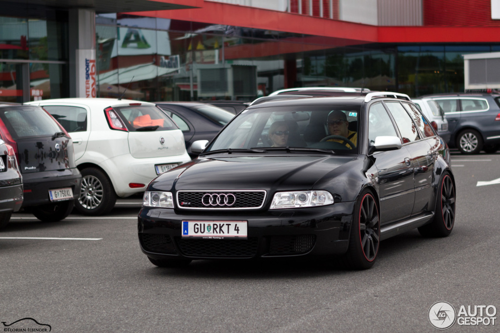 audi rs4 avant b5 rk tuning 10 sierpie 2012 autogespot. Black Bedroom Furniture Sets. Home Design Ideas