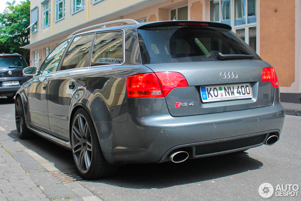 audi rs4 avant b7 10 august 2012 autogespot. Black Bedroom Furniture Sets. Home Design Ideas