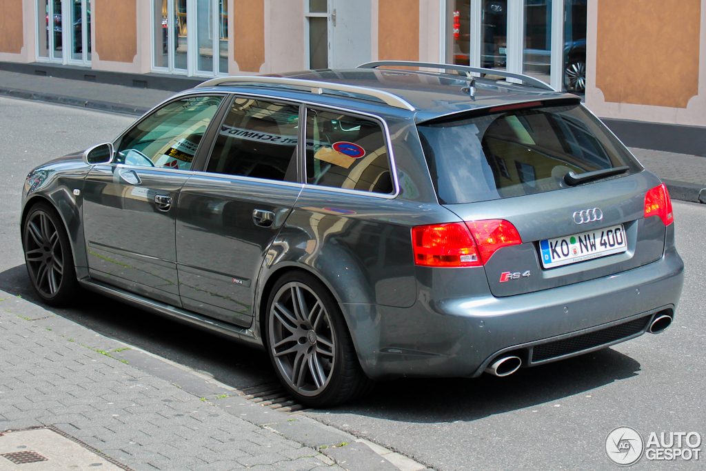 Audi Rs4 Avant B7 10 August 2012 Autogespot