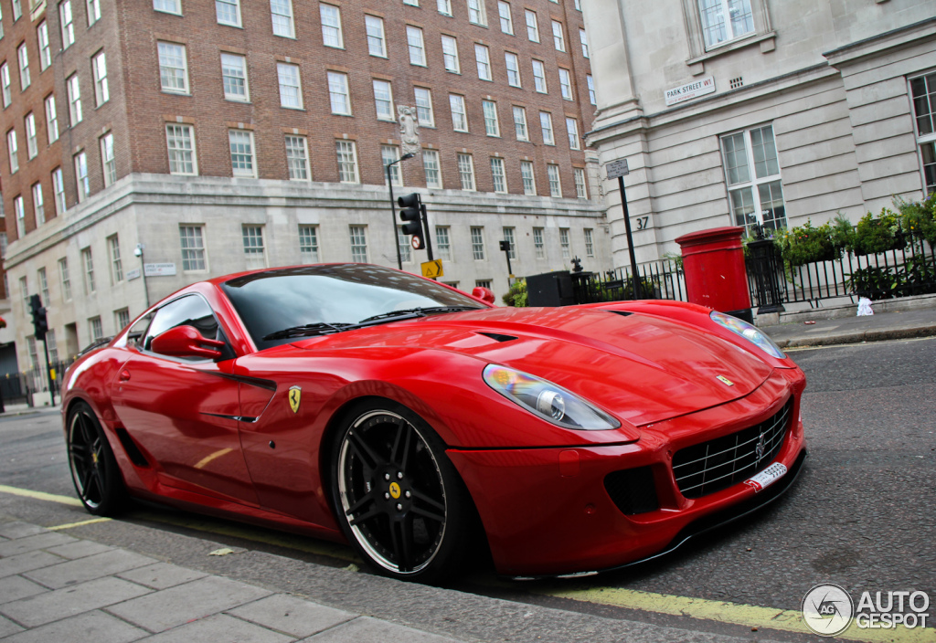ferrari 599 gtb fiorano novitec rosso 10 august 2012. Black Bedroom Furniture Sets. Home Design Ideas