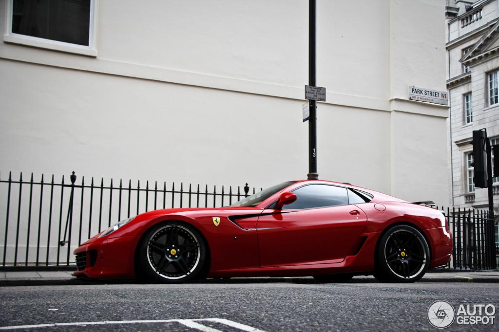 Ferrari 599 GTB Fiorano Novitec Rosso 7