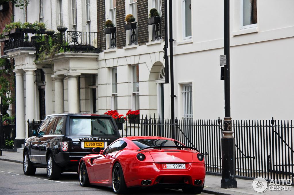 Ferrari 599 GTB Fiorano Novitec Rosso 9