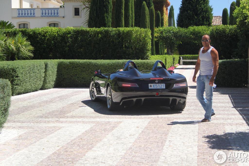 Mercedes benz slr mclaren stirling moss 11 august 2012 for Mercedes benz slr price