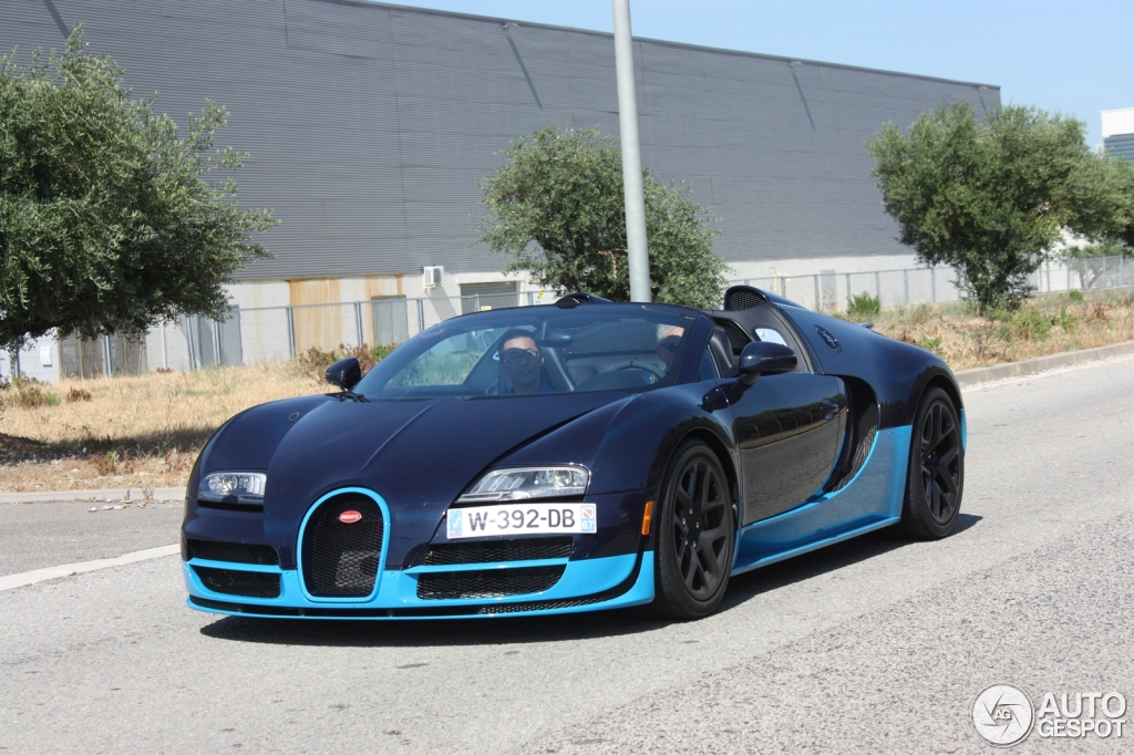 bugatti veyron 16 4 grand sport vitesse 12 agosto 2012 autogespot. Black Bedroom Furniture Sets. Home Design Ideas