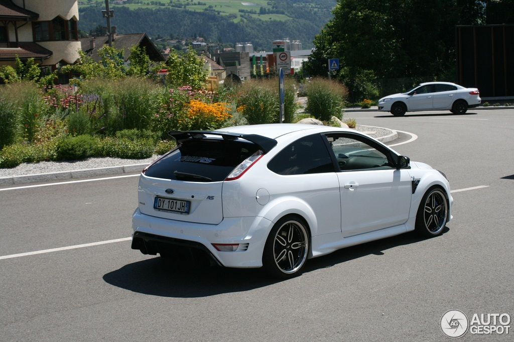 Ford Focus RS 2009 White Edition - 13 August 2012 - Autogespot