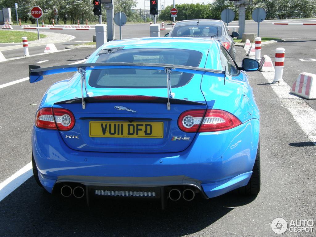 4 I Jaguar Xkr S Gt