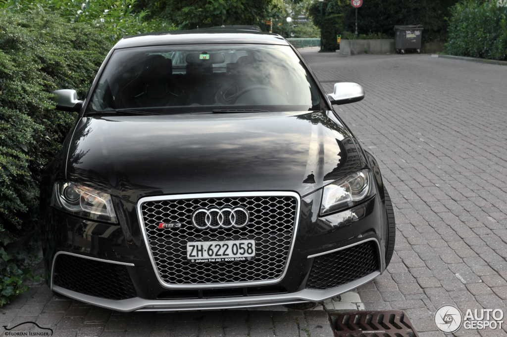 audi rs3 sportback 19 augustus 2012 autogespot. Black Bedroom Furniture Sets. Home Design Ideas