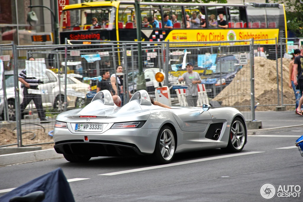 Mercedes Benz Slr Mclaren Stirling Moss 20 August 2012