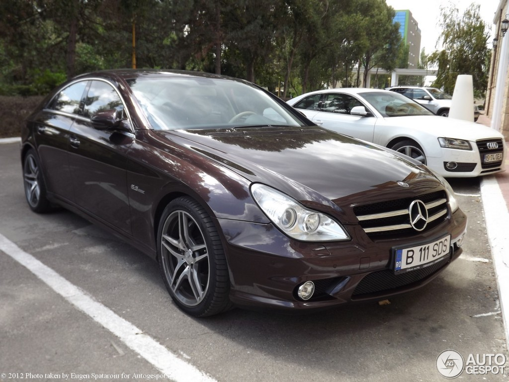 mercedes benz cls 63 amg c219 2008 20 august 2012 autogespot. Black Bedroom Furniture Sets. Home Design Ideas