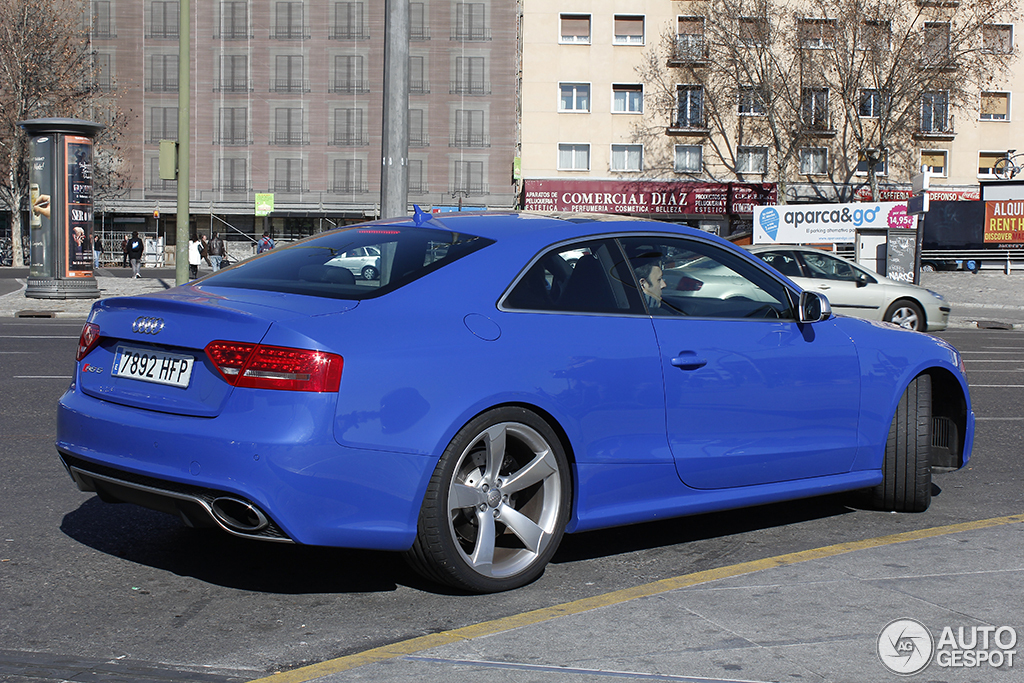 RS5 Exclusive Color Picture Thread