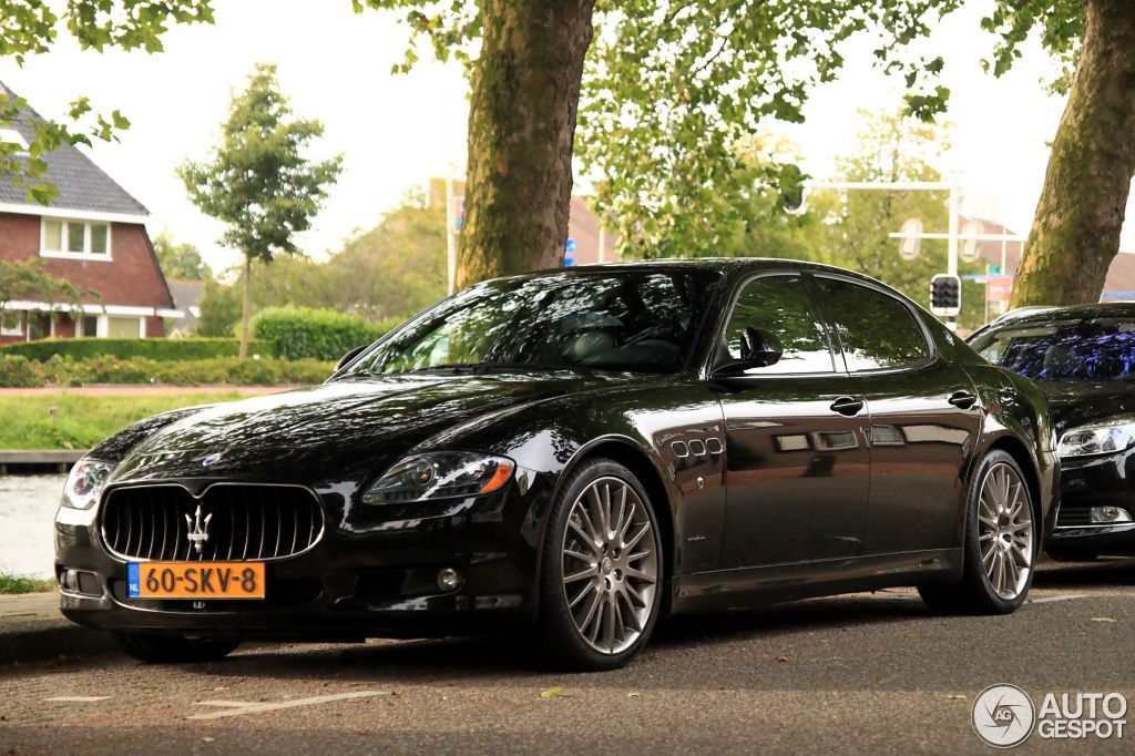 2014 Maserati Quattroporte >> Maserati Quattroporte Sport GT S 2009 - 22 August 2012 ...