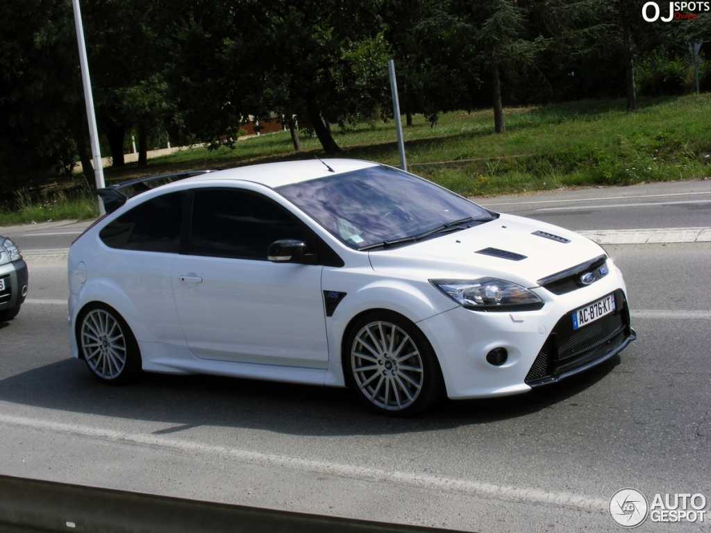 ford focus rs 2009 30 august 2012 autogespot. Black Bedroom Furniture Sets. Home Design Ideas