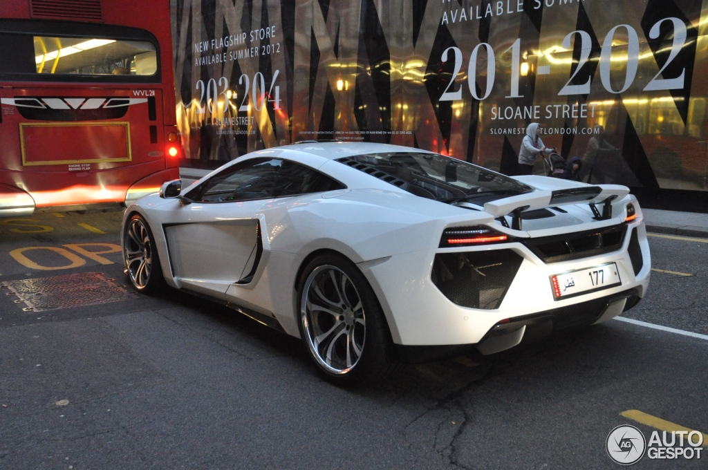 Fab Design Mp4 12c Terso 12c Fab Design Terso 5