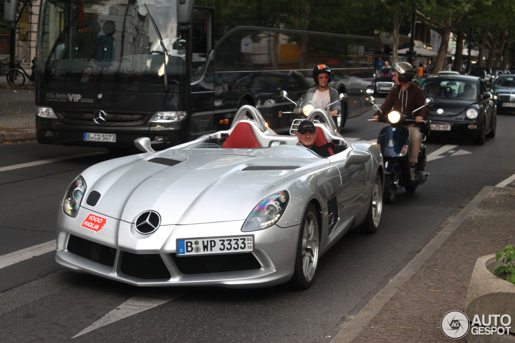 mercedes benz slr mclaren stirling moss 3 september 2012 autogespot. Black Bedroom Furniture Sets. Home Design Ideas