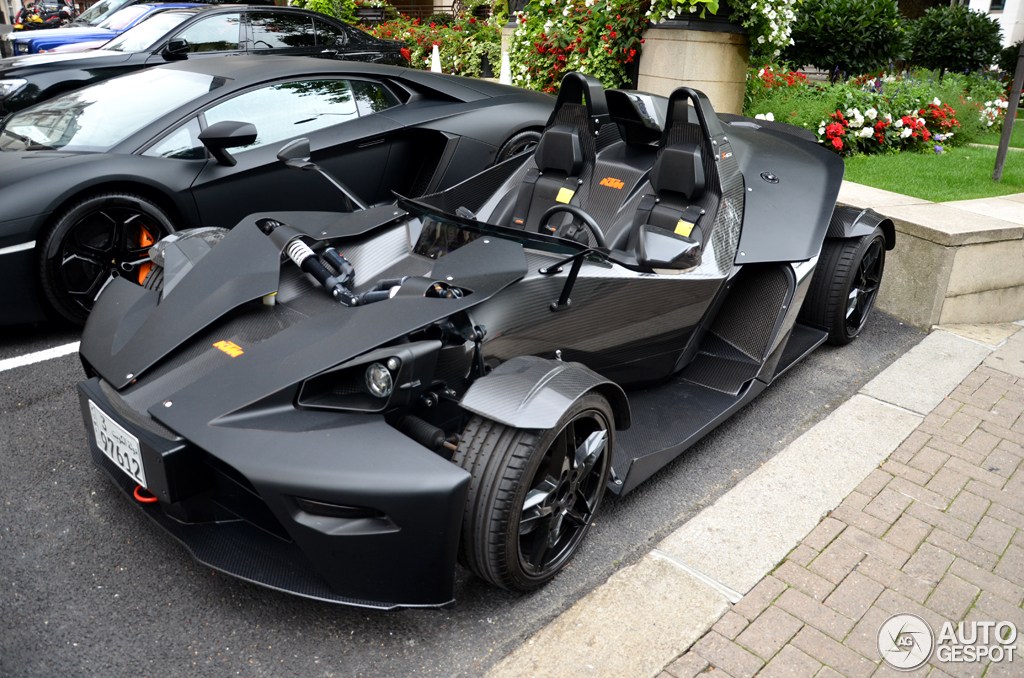 ktm x bow 4 september 2012 autogespot. Black Bedroom Furniture Sets. Home Design Ideas