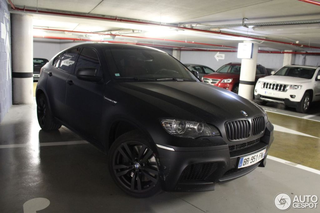 Bmw X6 M 8 September 2012 Autogespot