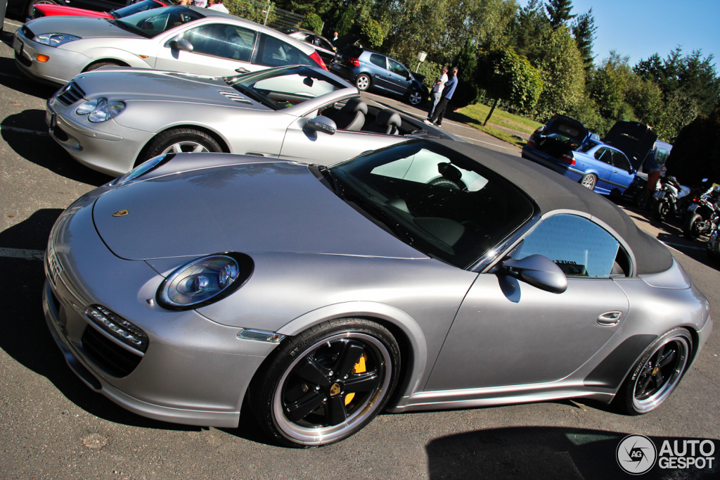 Porsche 997 Speedster 8 September 2012 Autogespot