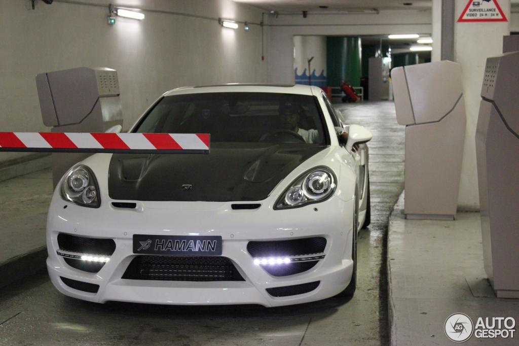 Porsche Hamann Cyrano 13 September 2012 Autogespot