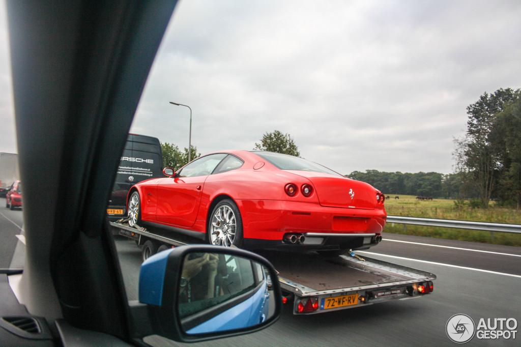 Ferrari 612 Sessanta 18 September 2012 Autogespot