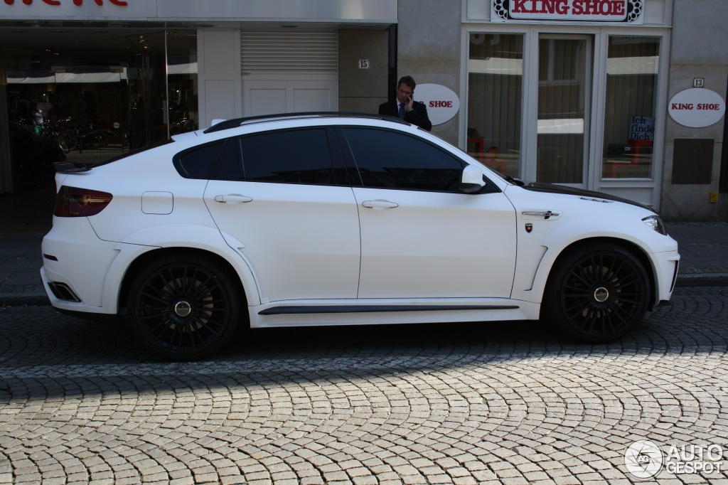 Bmw Mansory X6 M 19 September 2012 Autogespot