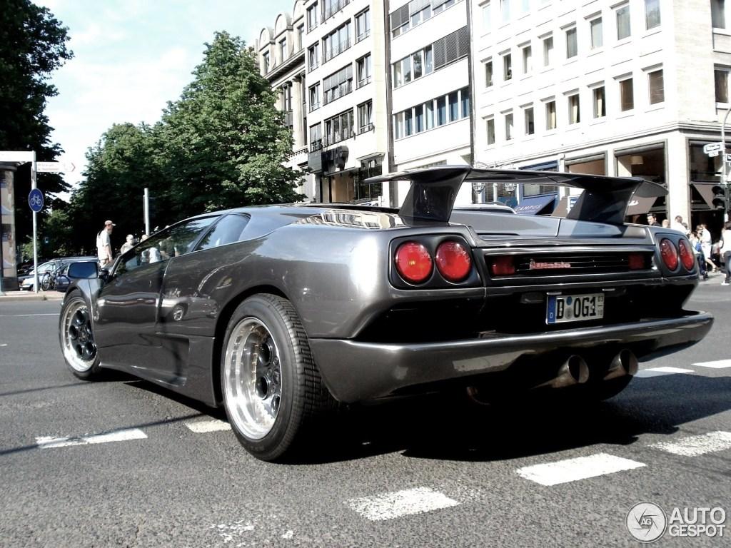 Lamborghini Diablo 20 September 2012 Autogespot
