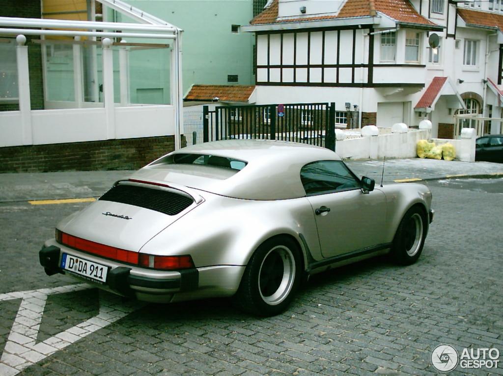 Porsche 930 Speedster 22 September 2012 Autogespot