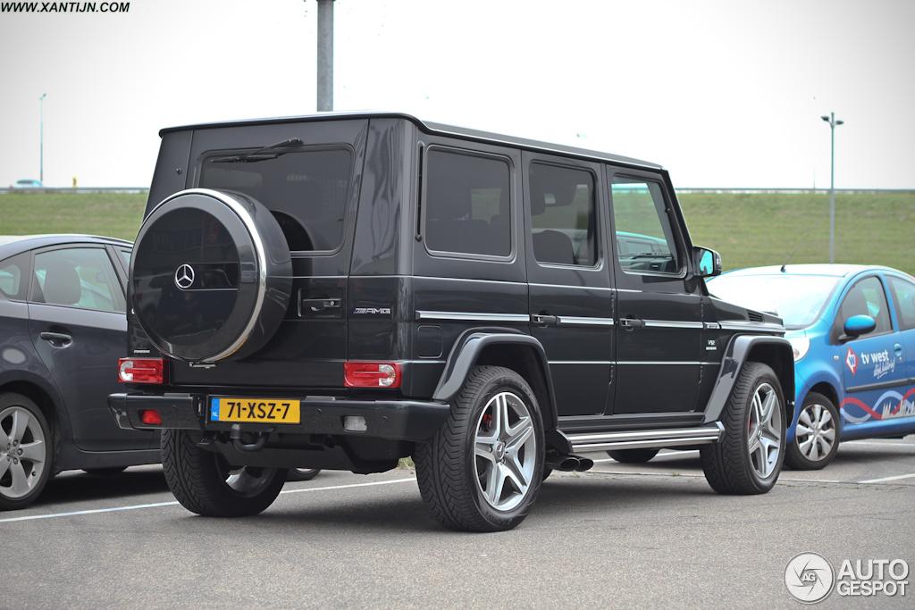 Mercedes benz g 65 amg 23 september 2012 autogespot for G klasse amg interieur
