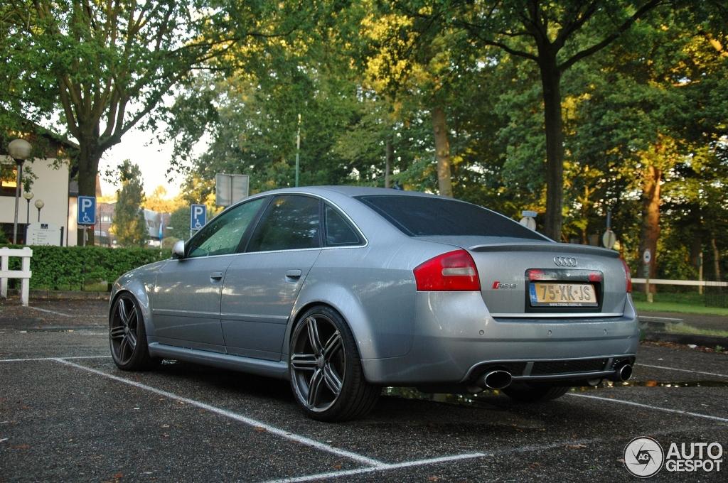 Audi a6 c5 тюнинг своими руками 78