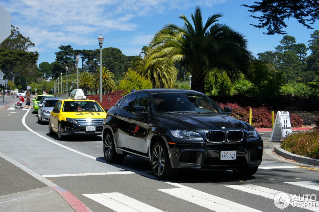 Bmw X6 M 30 September 2012 Autogespot