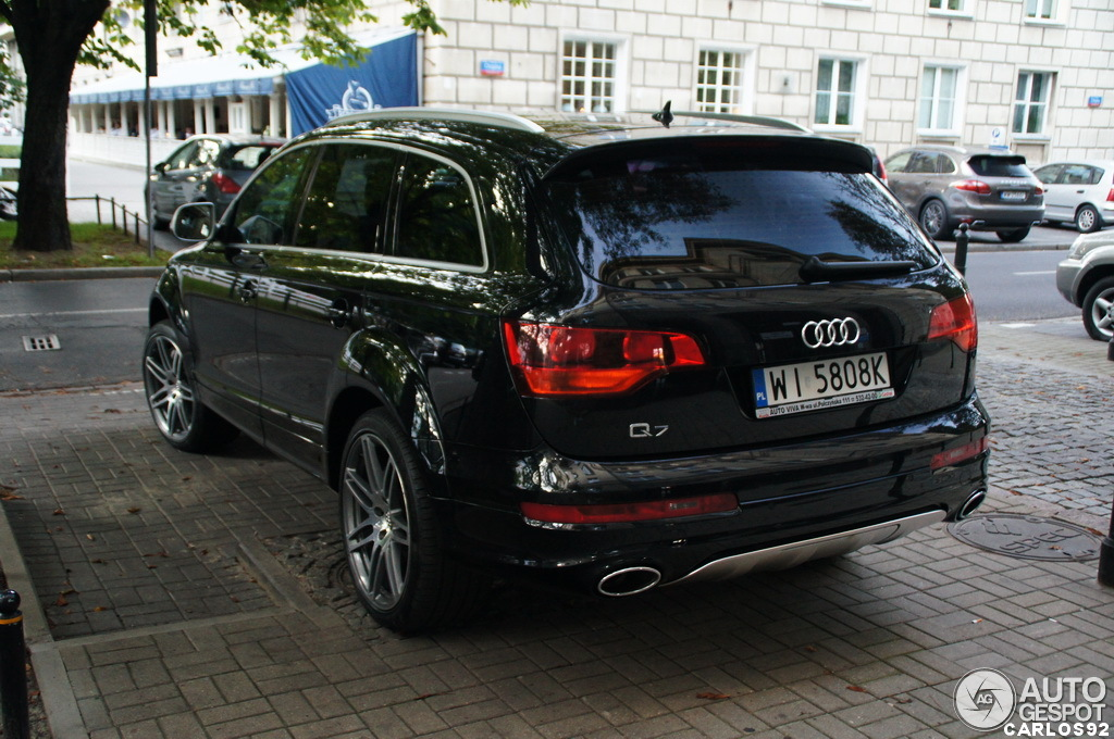 audi q7 v12 tdi 2 pa dziernik 2012 autogespot. Black Bedroom Furniture Sets. Home Design Ideas